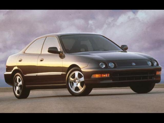 Junk 1996 Acura Integra in Sun City