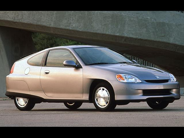 Junk 2000 Honda Insight in Duluth
