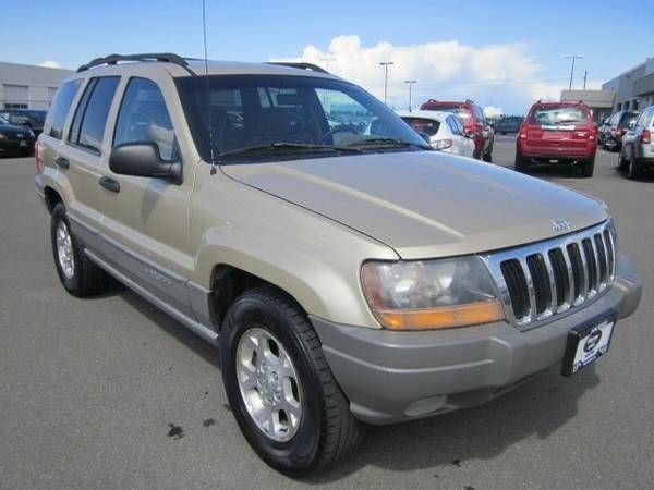 Junk 2000 Jeep Grand Cherokee in Sacramento