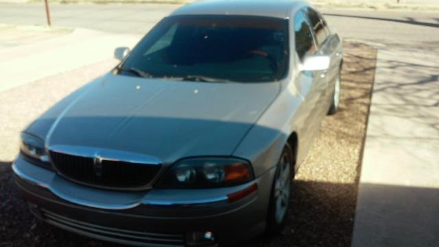 Junk 2000 Lincoln LS in Tucson