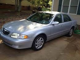Junk 2000 Mazda 626 in Little Rock