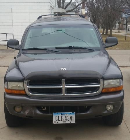 Junk 2002 Dodge Durango in Fairfax