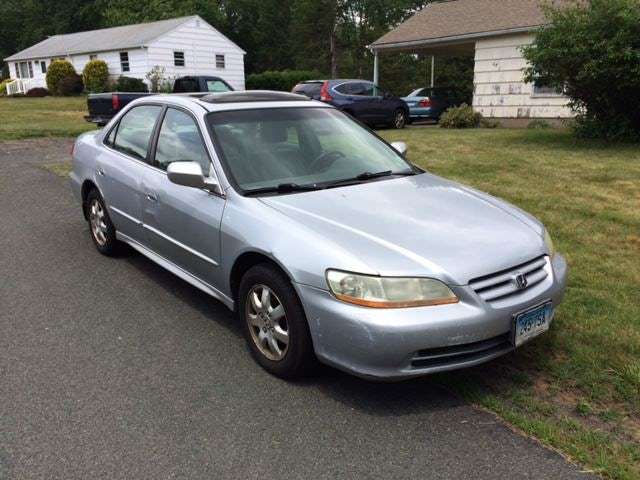 Junk 2002 Honda Accord in Durham
