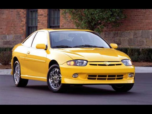 Junk 2003 Chevrolet Cavalier in Houston