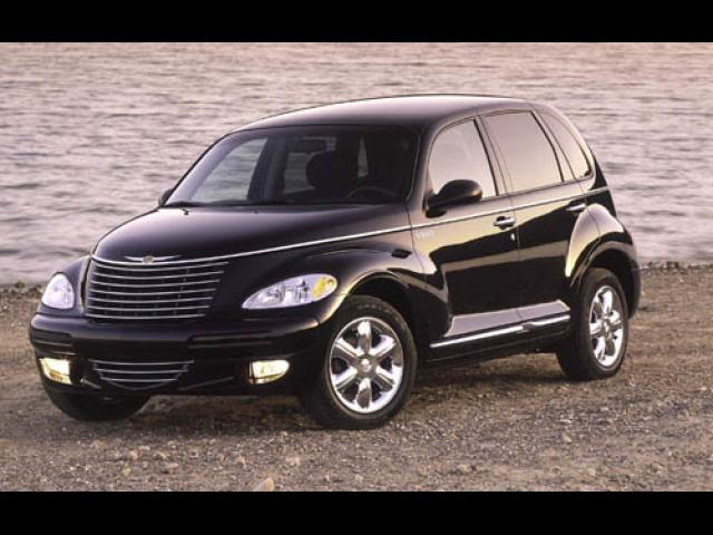 Junk 2003 Chrysler PT Cruiser in Phoenix