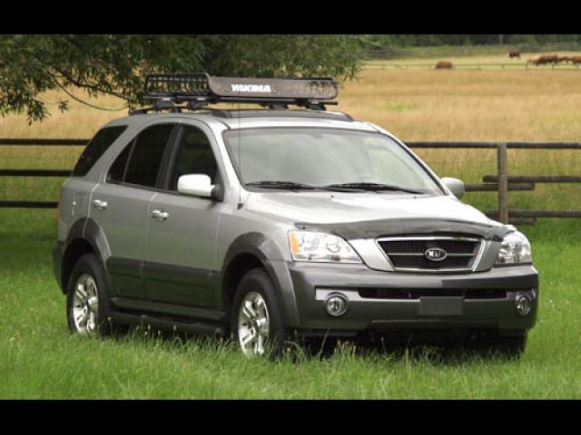 Junk 2003 Kia Sorento in Dallas