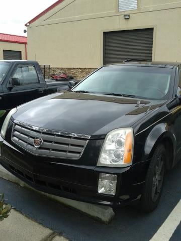 Junk 2004 Cadillac SRX in Cumming