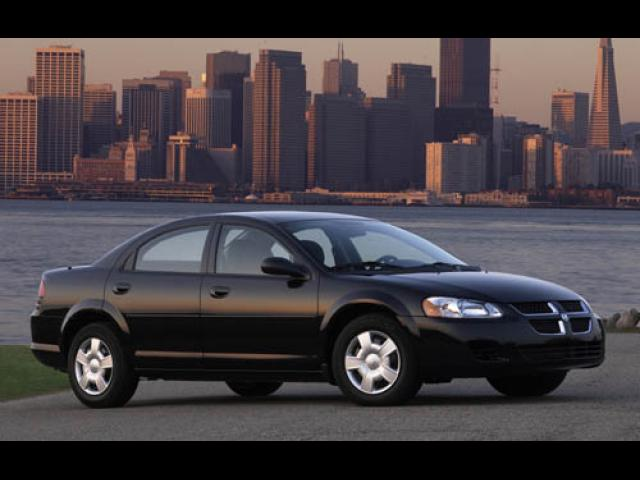 Junk 2004 Dodge Stratus in Houston