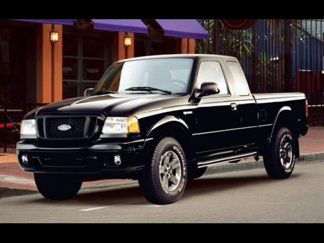 Junk 2005 Ford Ranger in Austin