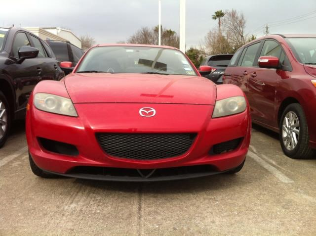 Junk 2005 Mazda RX8 in Houston