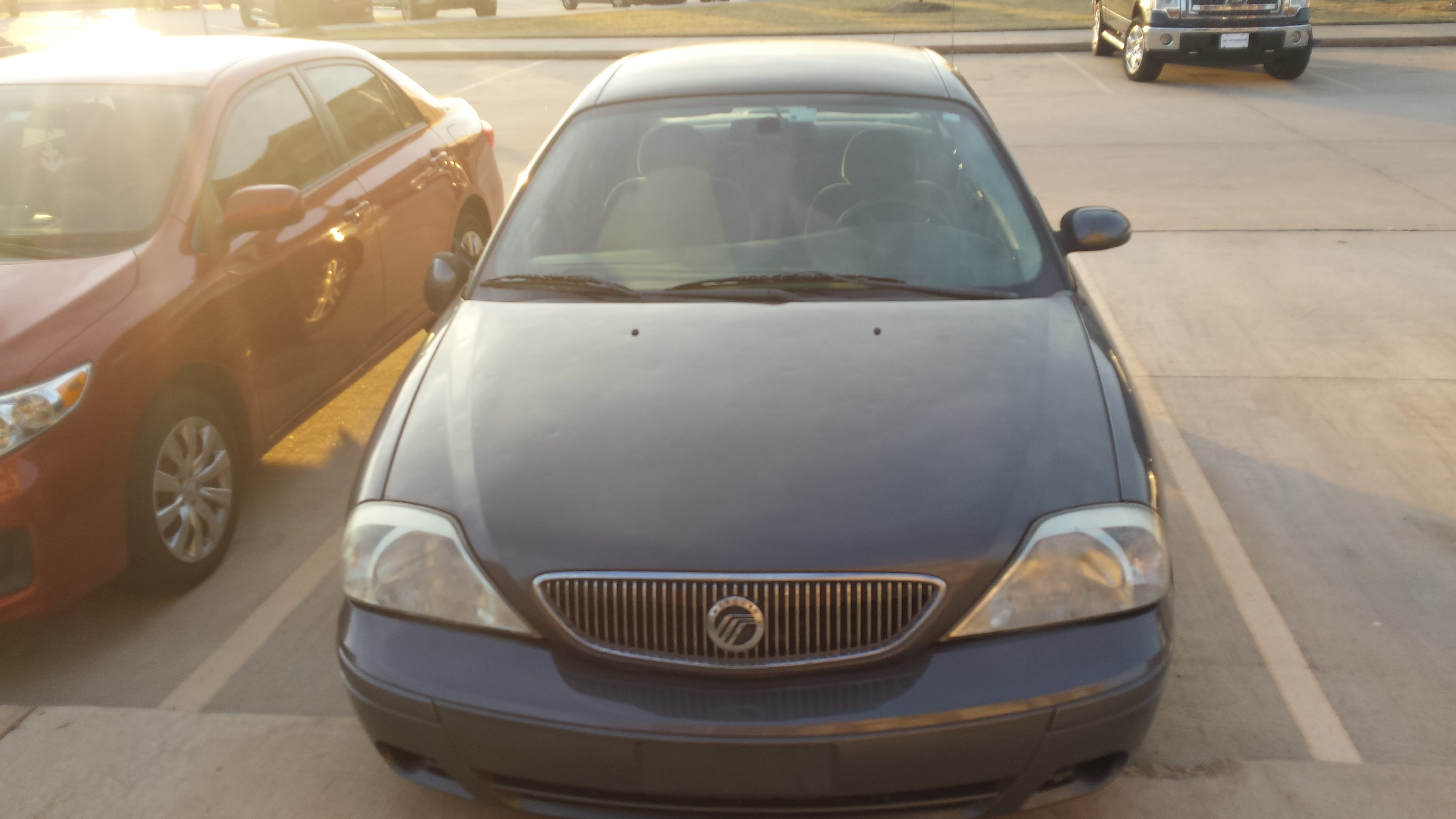 Junk 2005 Mercury Sable in Oklahoma City