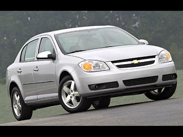 Junk 2006 Chevrolet Cobalt in Houston