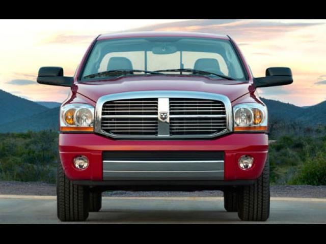 Junk 2006 Dodge RAM 1500 in Waco