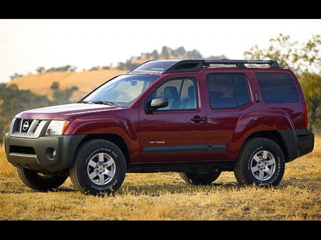 Junk 2006 Nissan Xterra in Houston