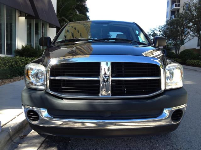 Junk 2008 Dodge RAM 1500 in West Palm Beach