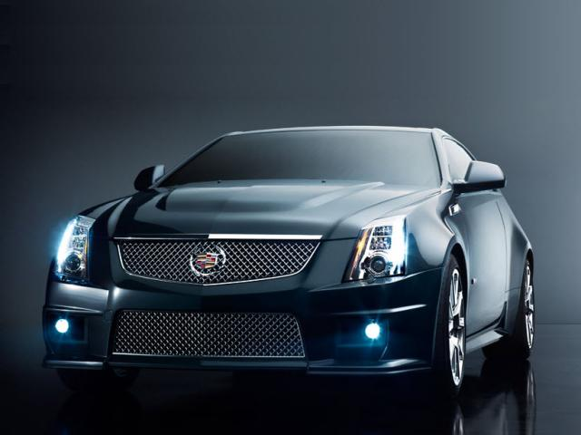 Junk 2011 Cadillac CTS-V in Miami