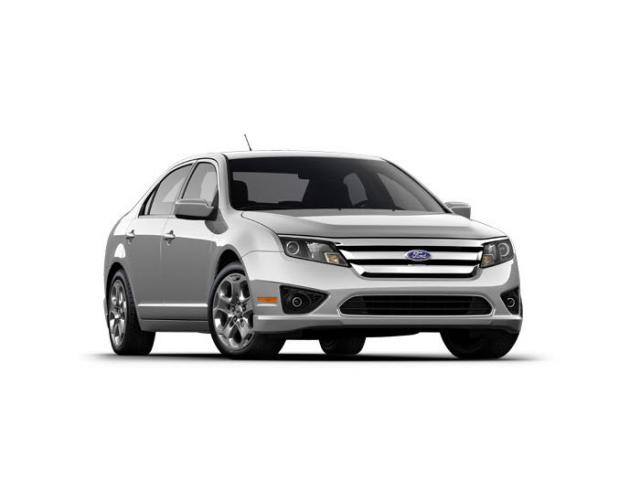 Junk 2012 Ford Fusion in Houston