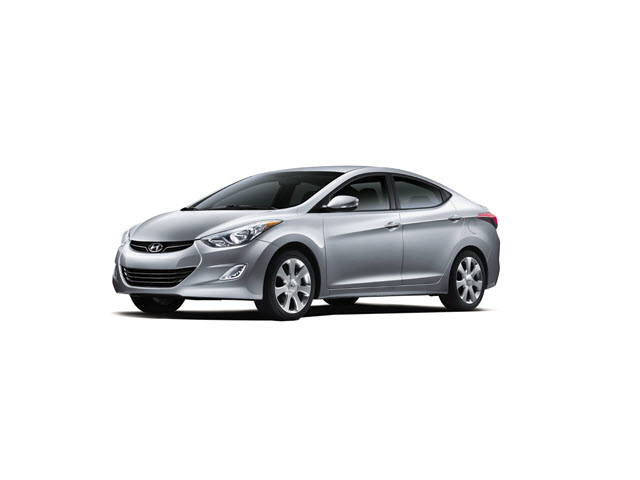 Junk 2013 Hyundai Elantra in Beacon