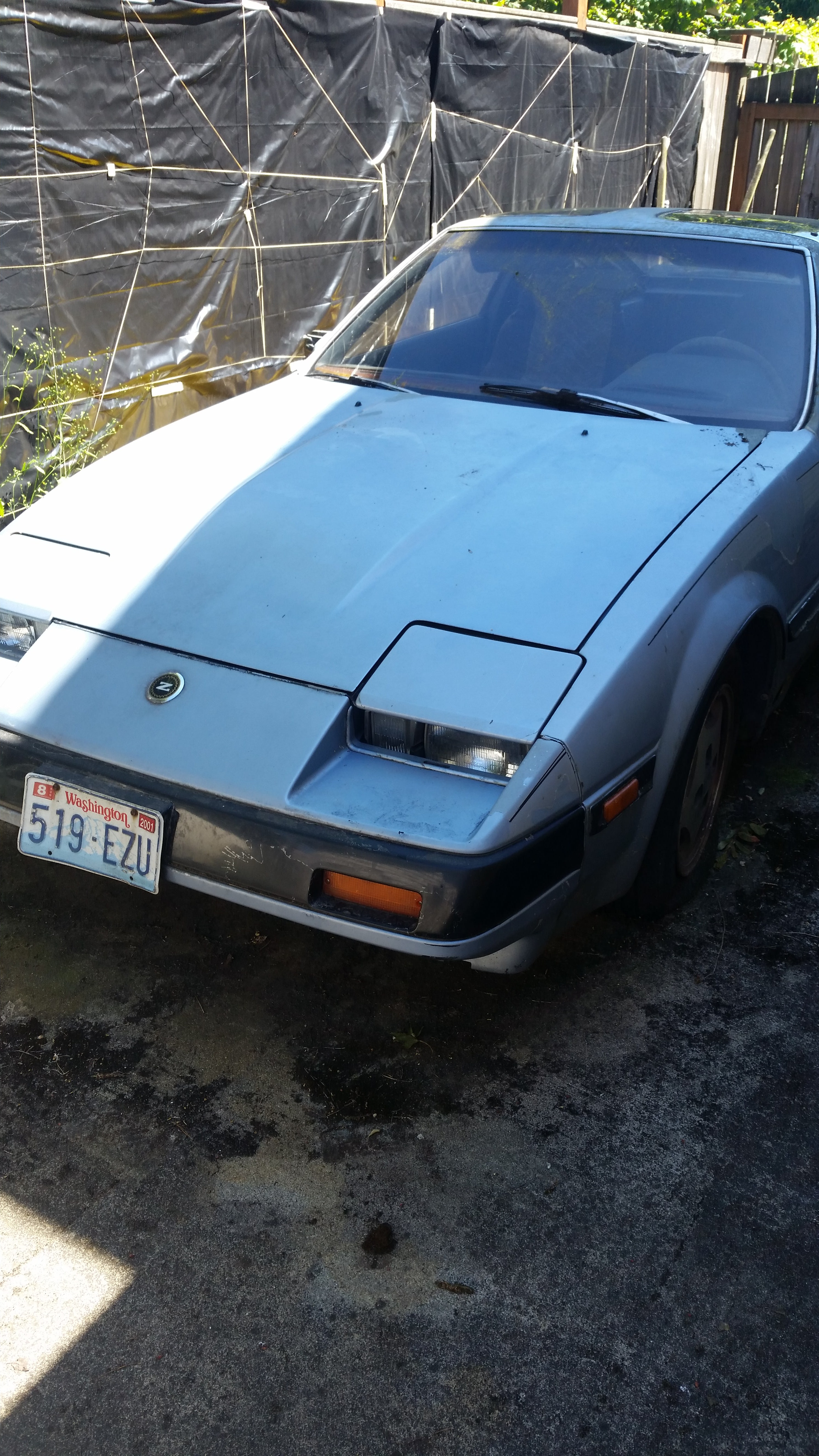 Junk 1984 Datsun 300ZX In Tacoma, WA | @Junk my Car