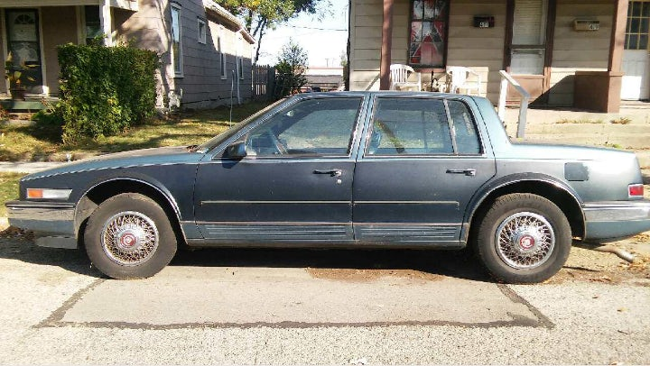 Junk 1986 Cadillac Seville in Miamisburg