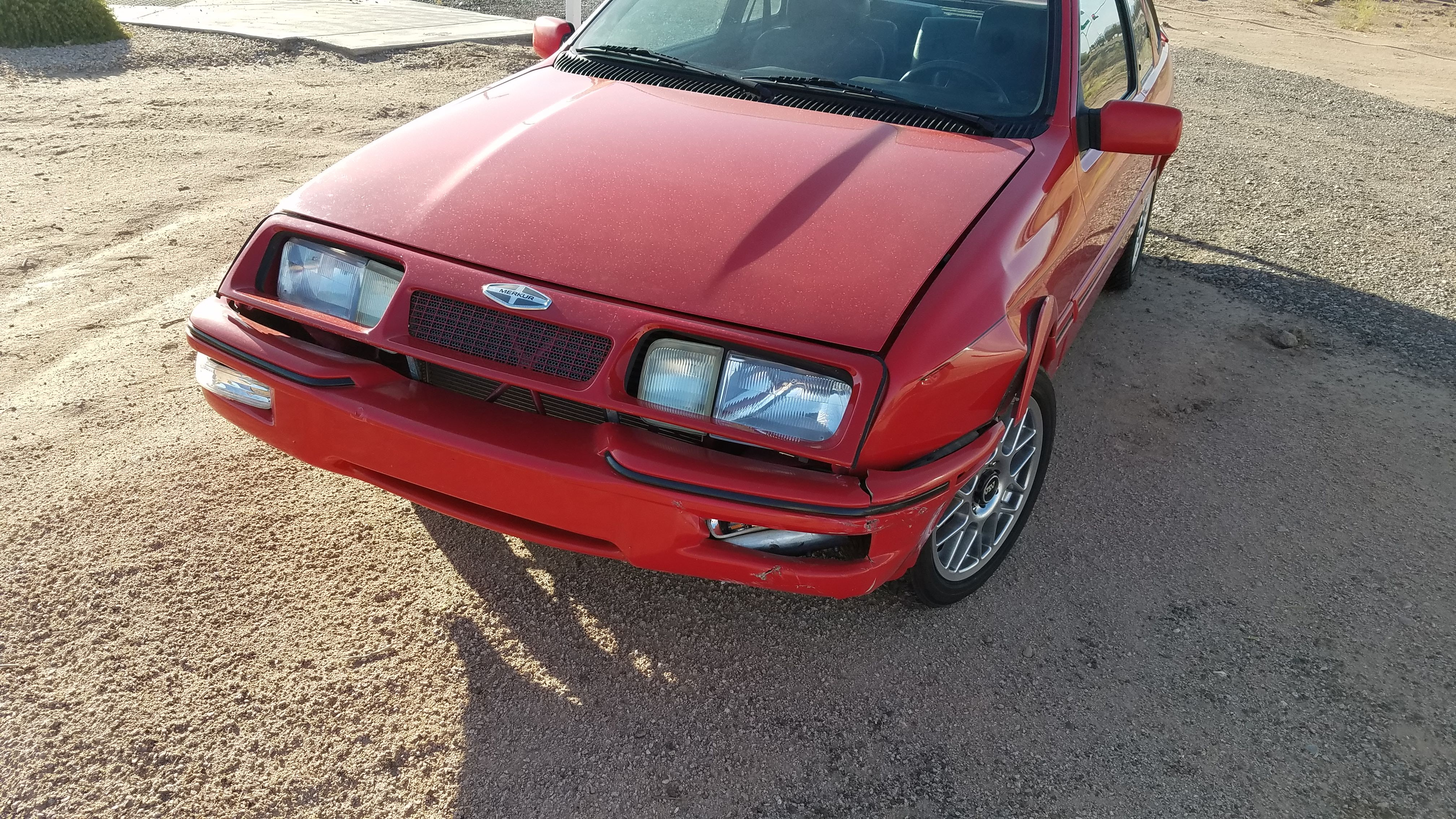 Junk 1989 Merkur XR4TI in Gilbert