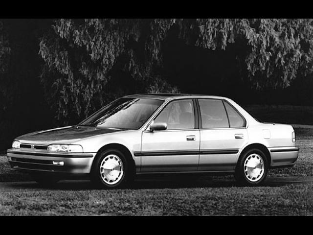 Junk 1990 Honda Accord in Rex