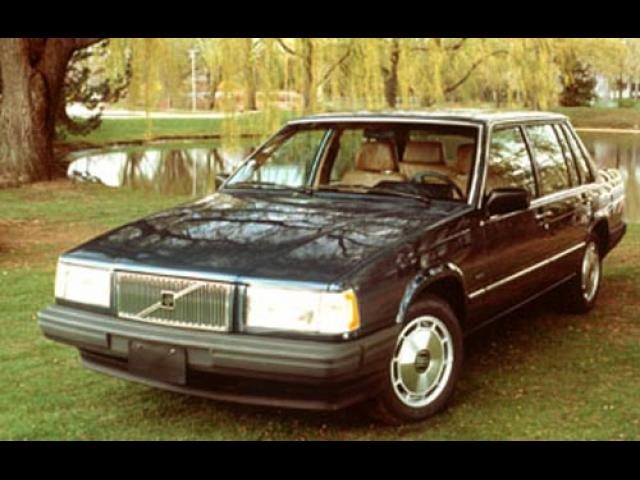 Junk 1990 Volvo 740 in Cranberry Township