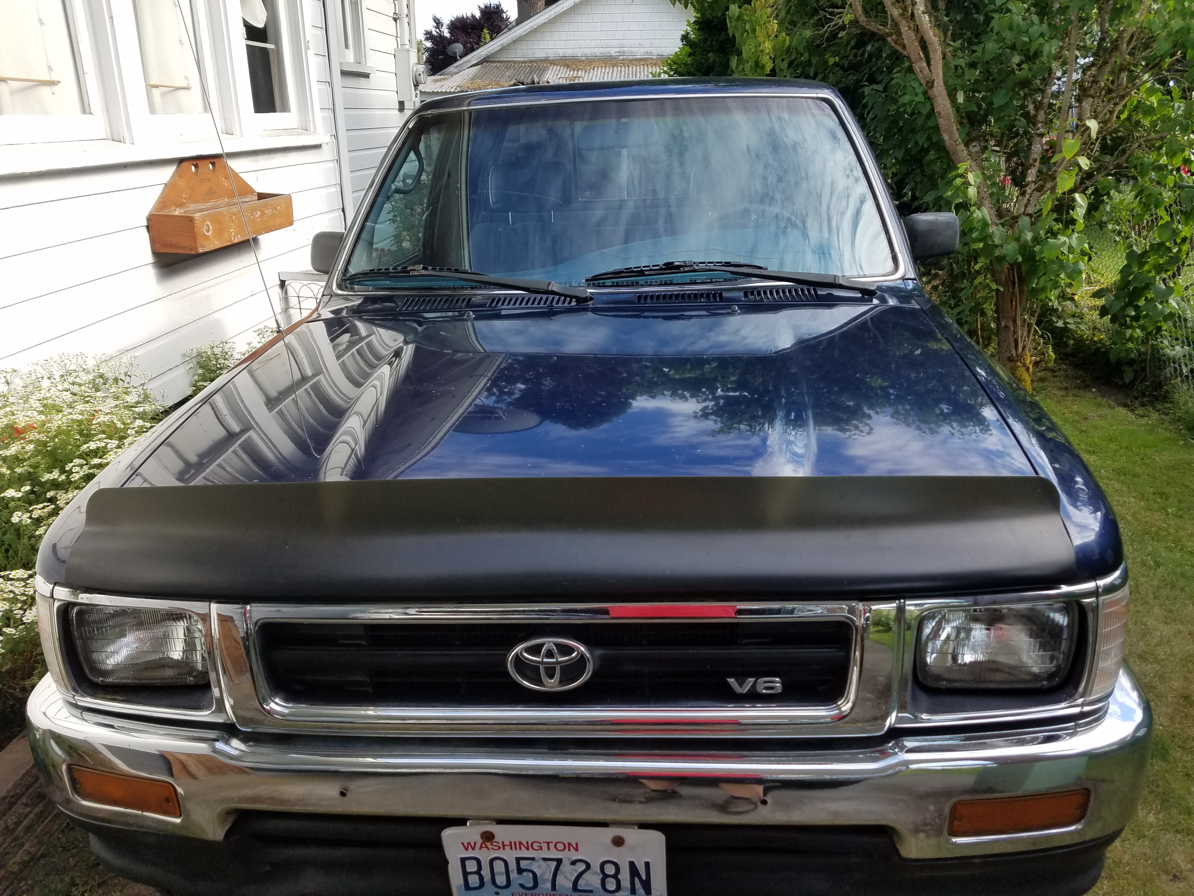 junk 1992 toyota pickup in longview wa junk my car. Black Bedroom Furniture Sets. Home Design Ideas