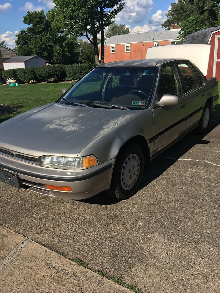 Junk 1993 Honda Accord in Greensburg