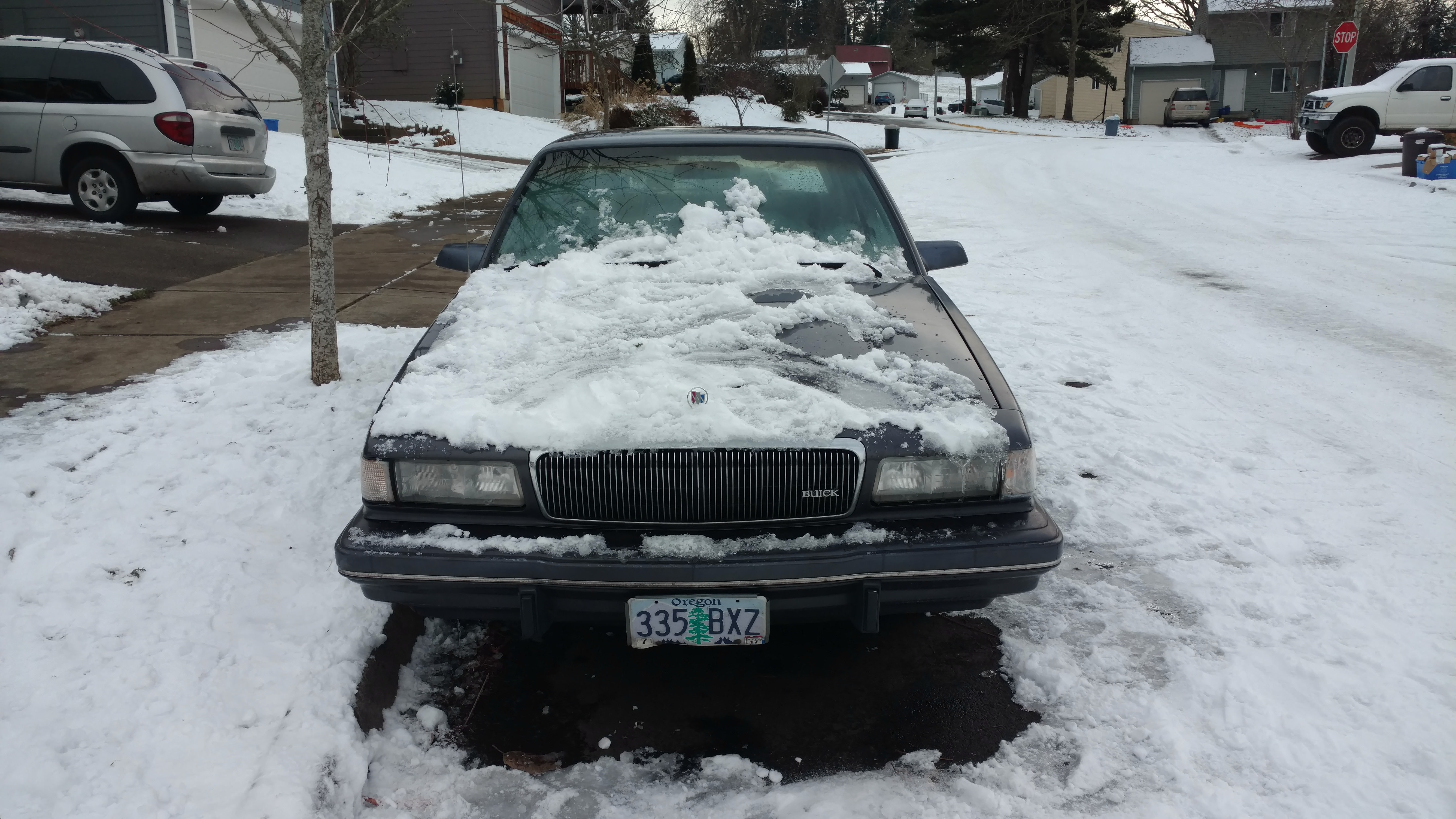 Junk 1994 Buick Century in Estacada