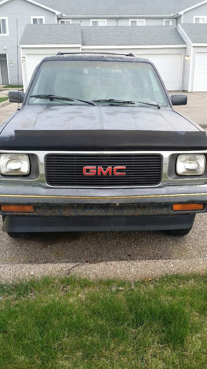 Junk 1994 GMC Jimmy in Swartz Creek