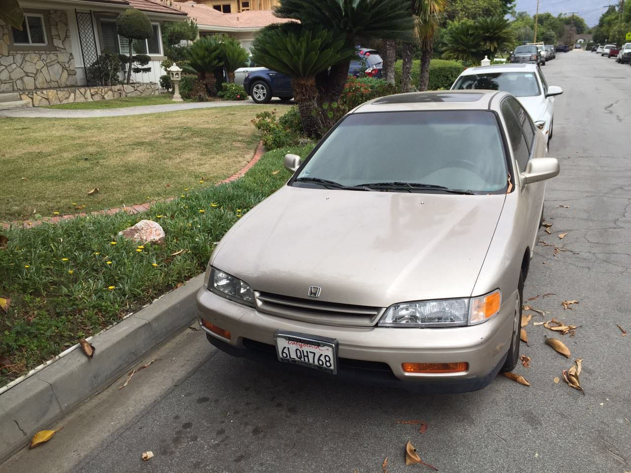 Junk 1994 Honda Accord in Arcadia