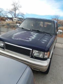 Junk 1994 Isuzu Trooper in Sun Valley