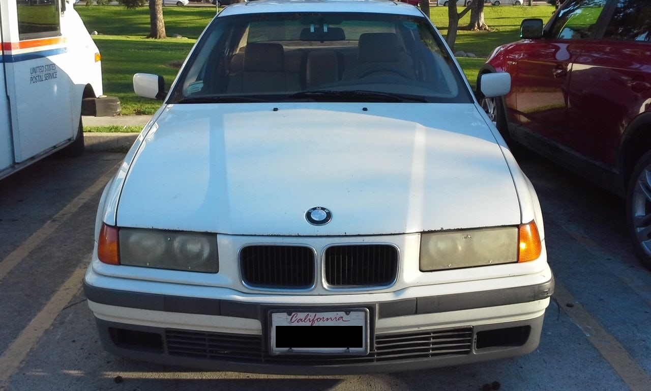 Junk 1996 BMW 318 in Chula Vista