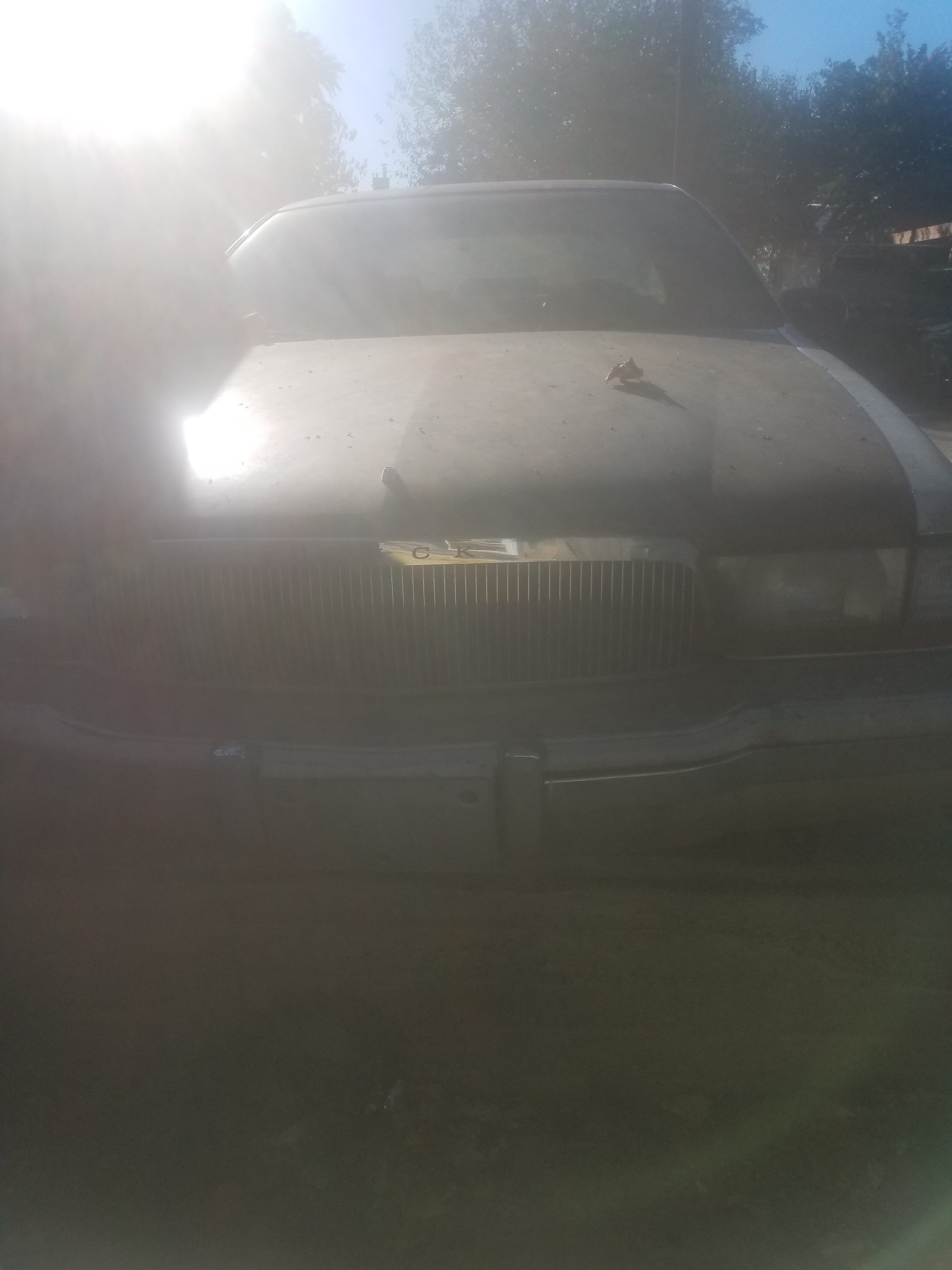 Junk 1996 Buick Roadmaster in Washington