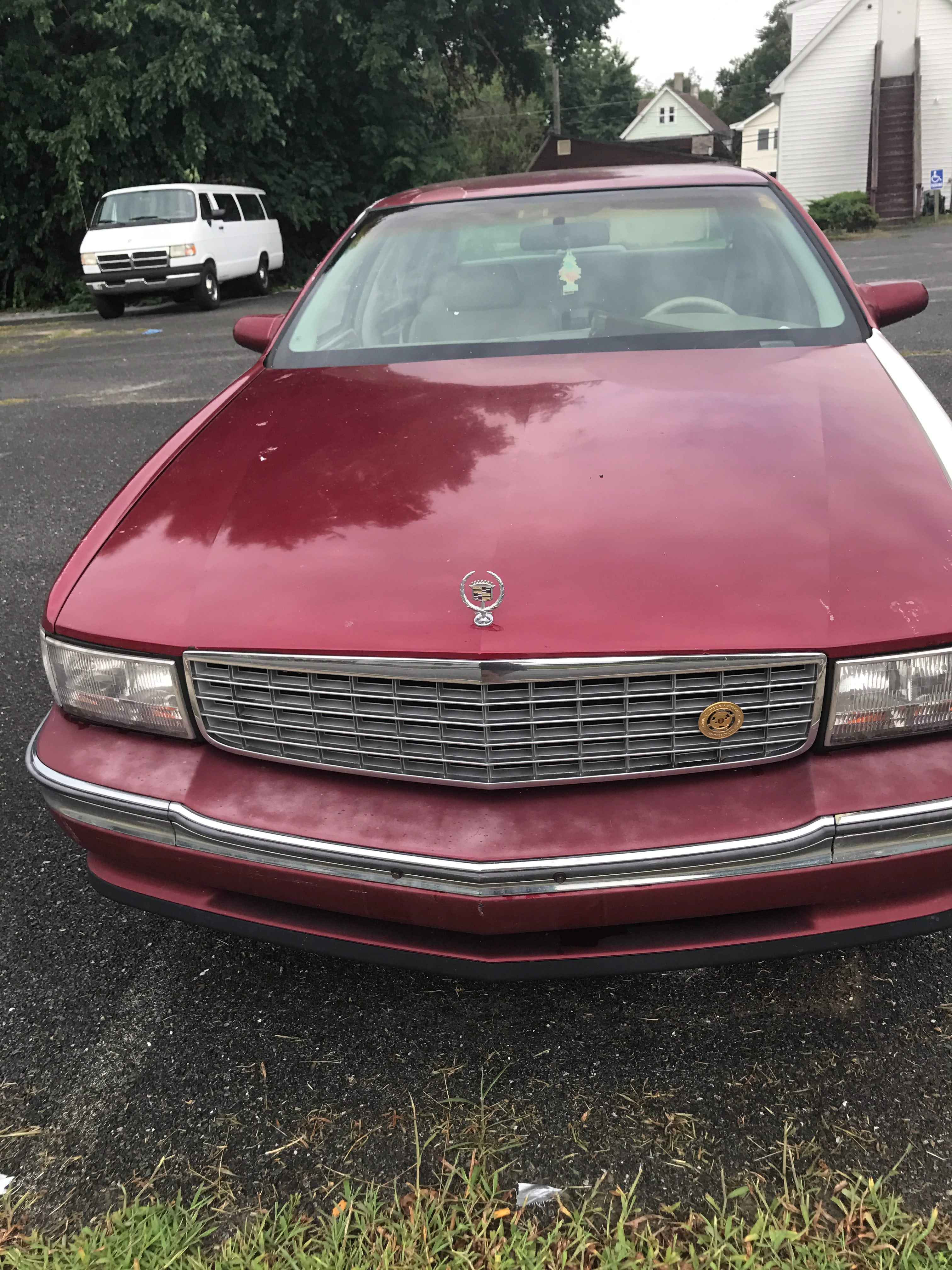 Junk 1996 Cadillac Deville in Milford