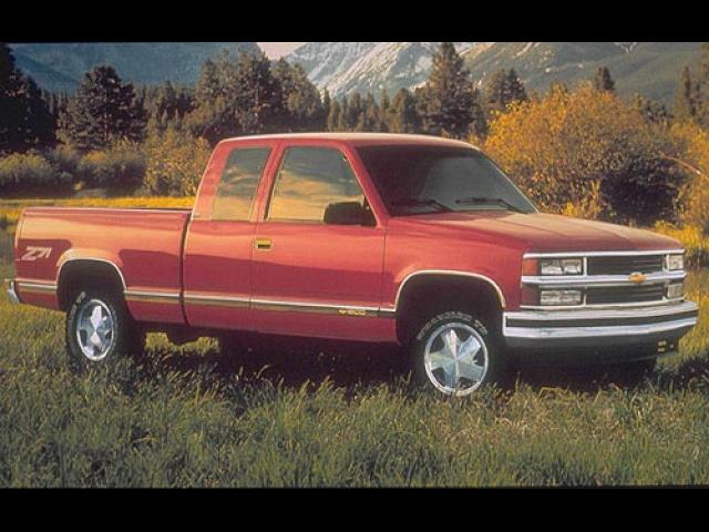 Junk 1996 Chevrolet GMT-400 in Turtle Lake