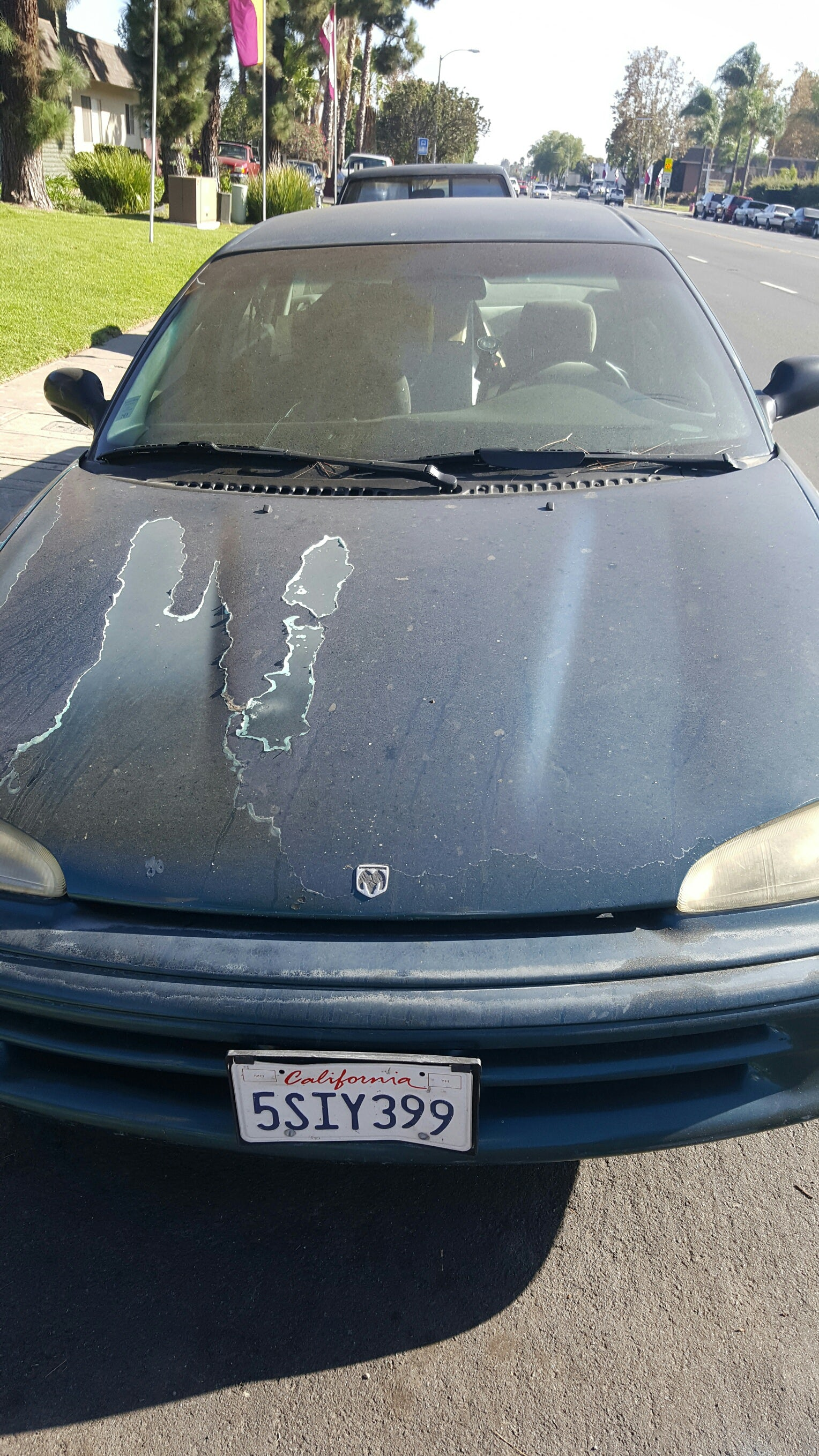 Junk 1996 Dodge Intrepid in Escondido