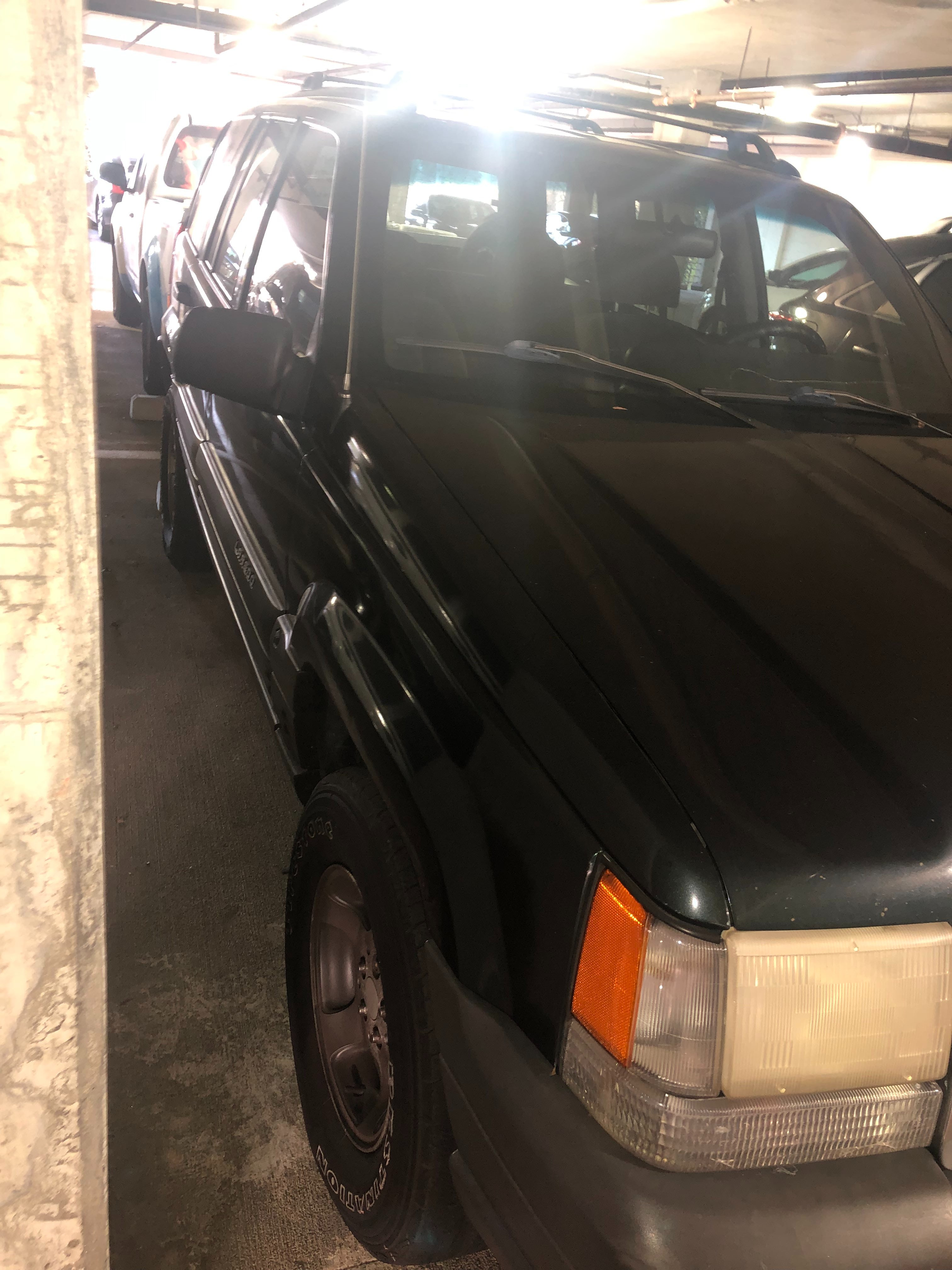 Junk 1996 Jeep Grand Cherokee in Atlanta
