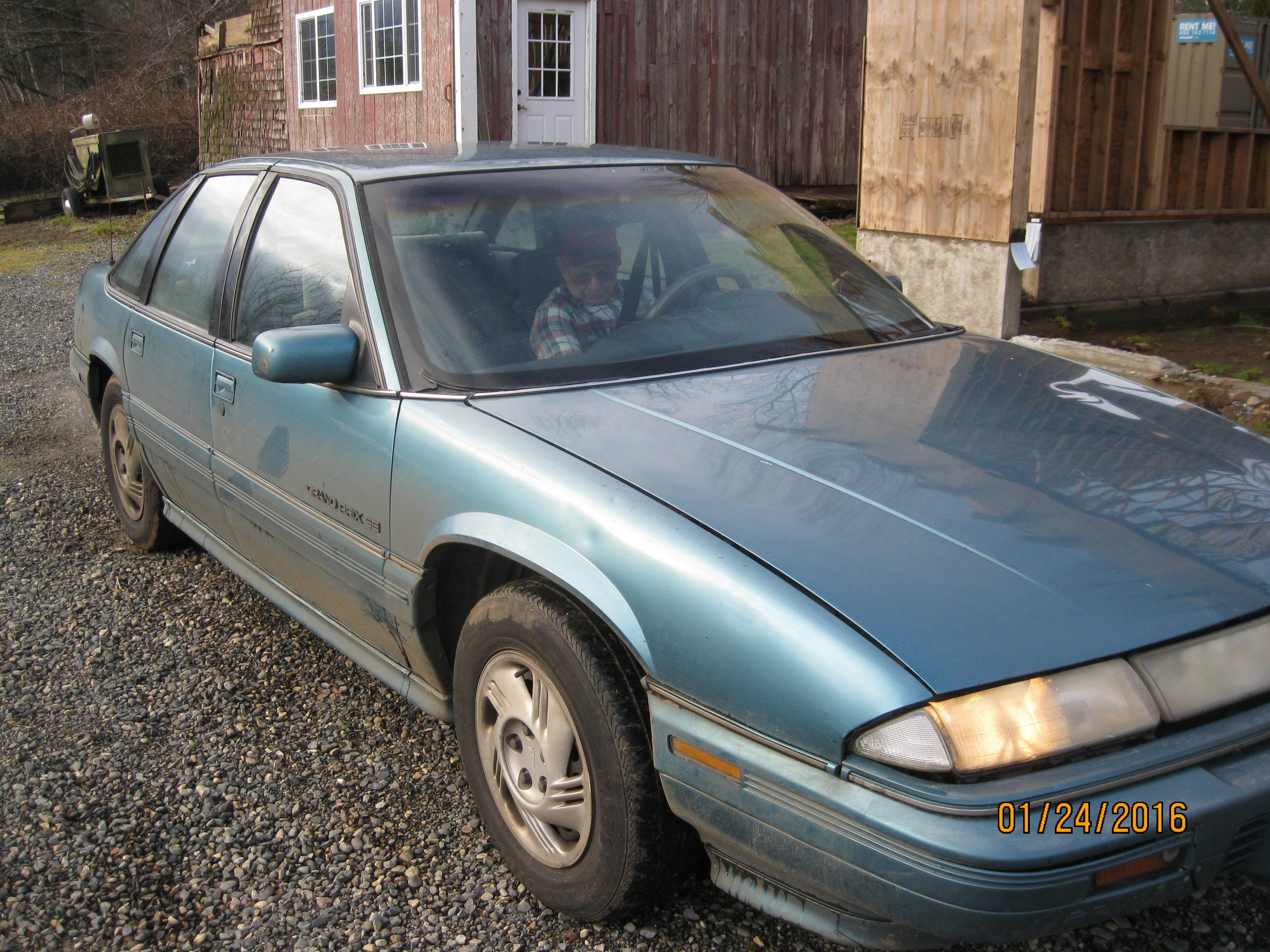 Junk 1996 Pontiac Grand Prix in Corbett