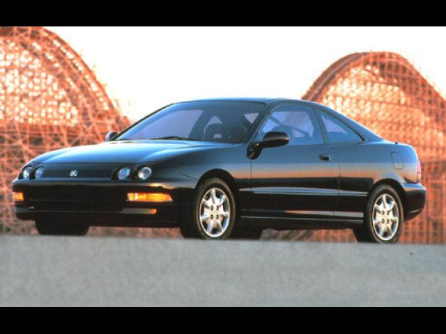 Junk 1997 Acura Integra in Easton