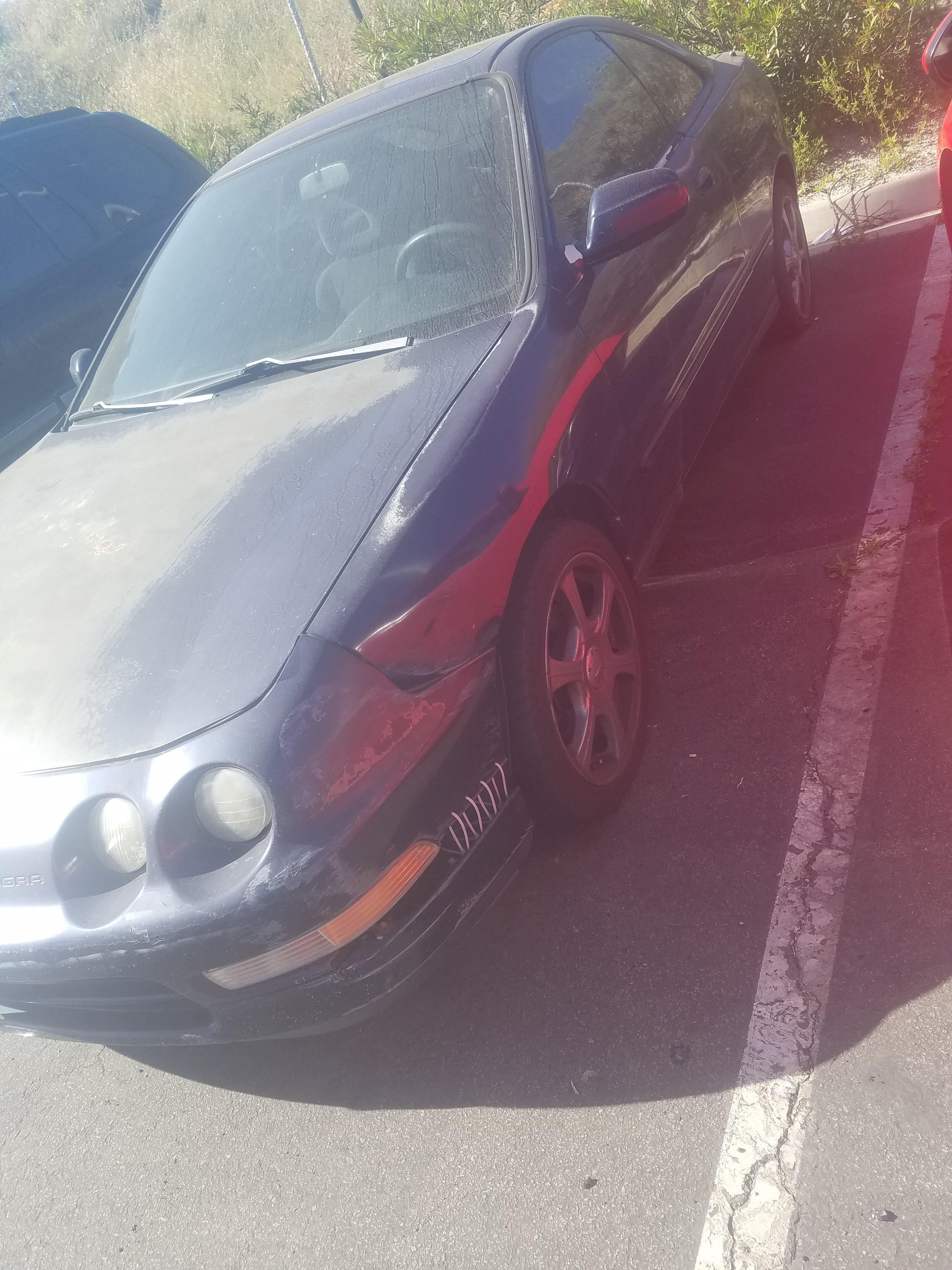 Junk 1997 Acura Integra in Oceanside
