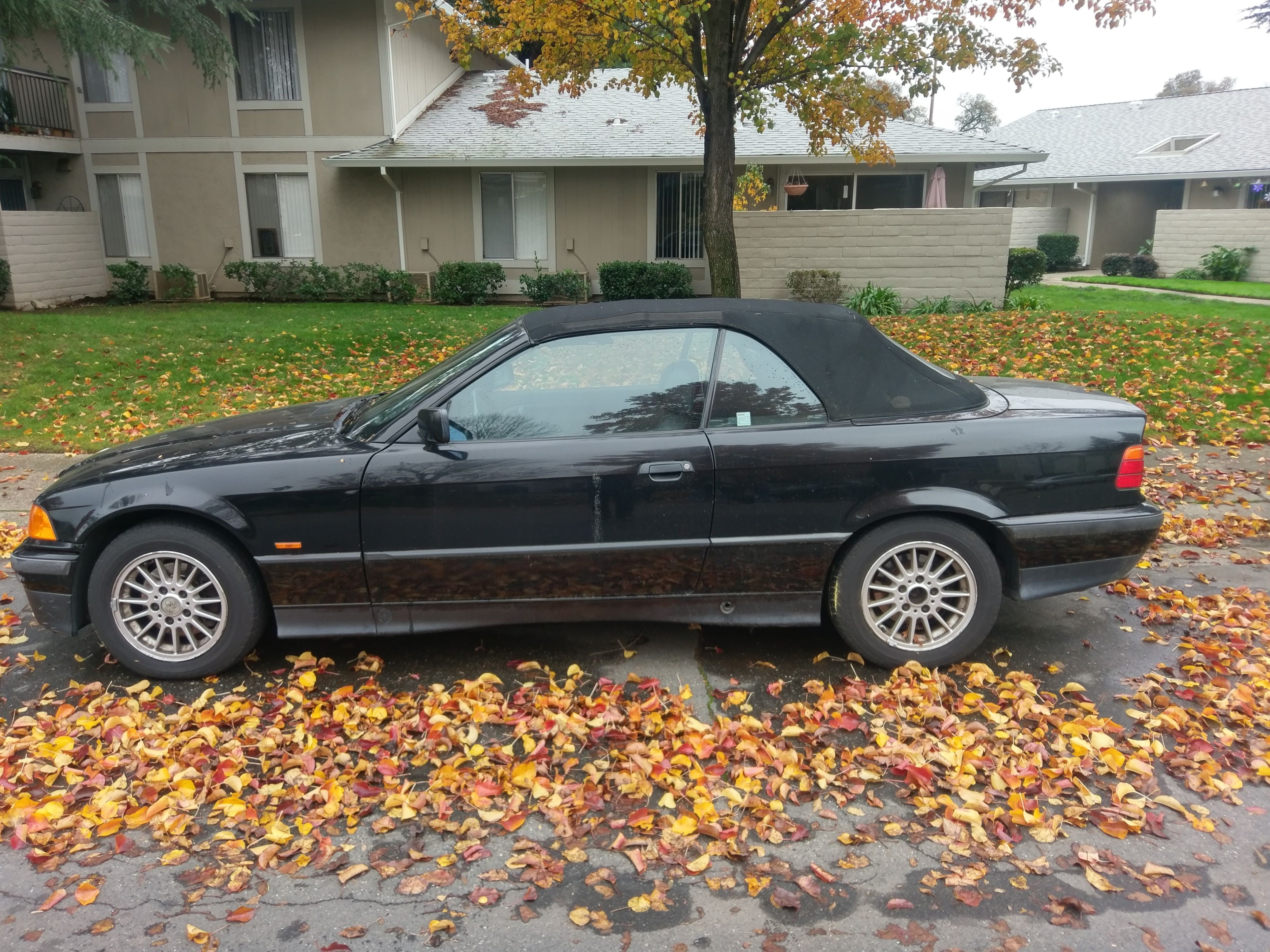 Junk 1997 BMW 328 in Citrus Heights