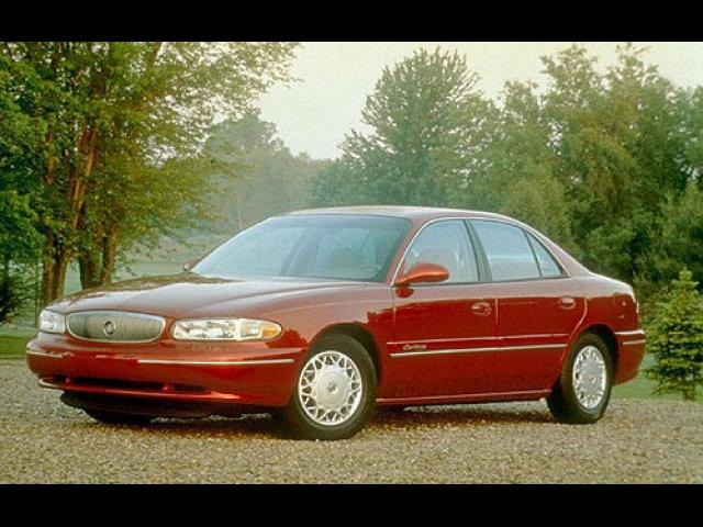 Junk 1997 Buick Century in Portsmouth