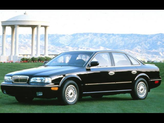Junk 1997 Infiniti Q45 in Porter Ranch