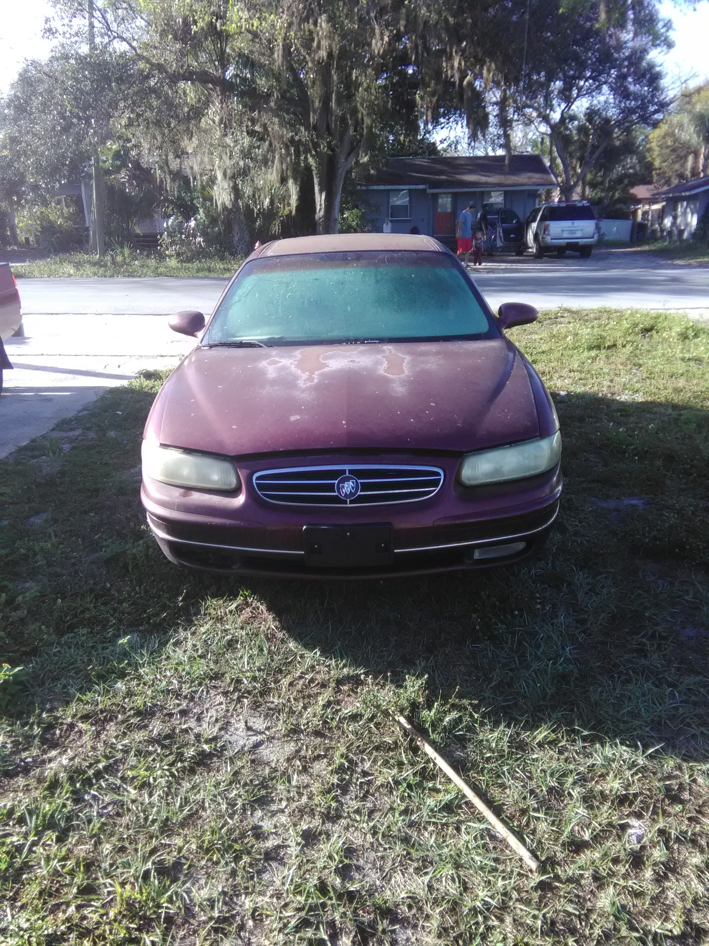 Junk 1998 Buick Regal in Cocoa