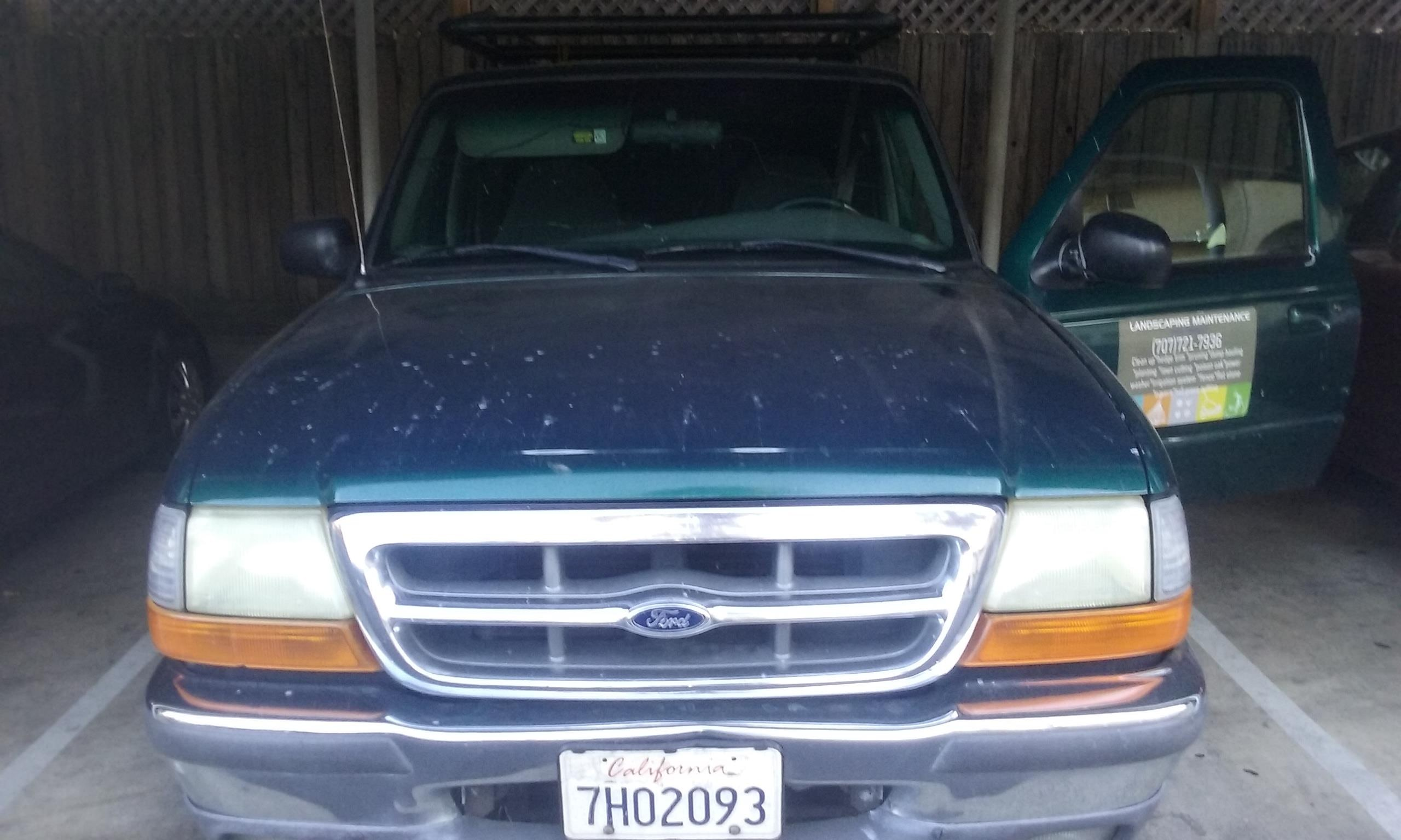 Junk 1998 Ford Ranger in Granite Bay