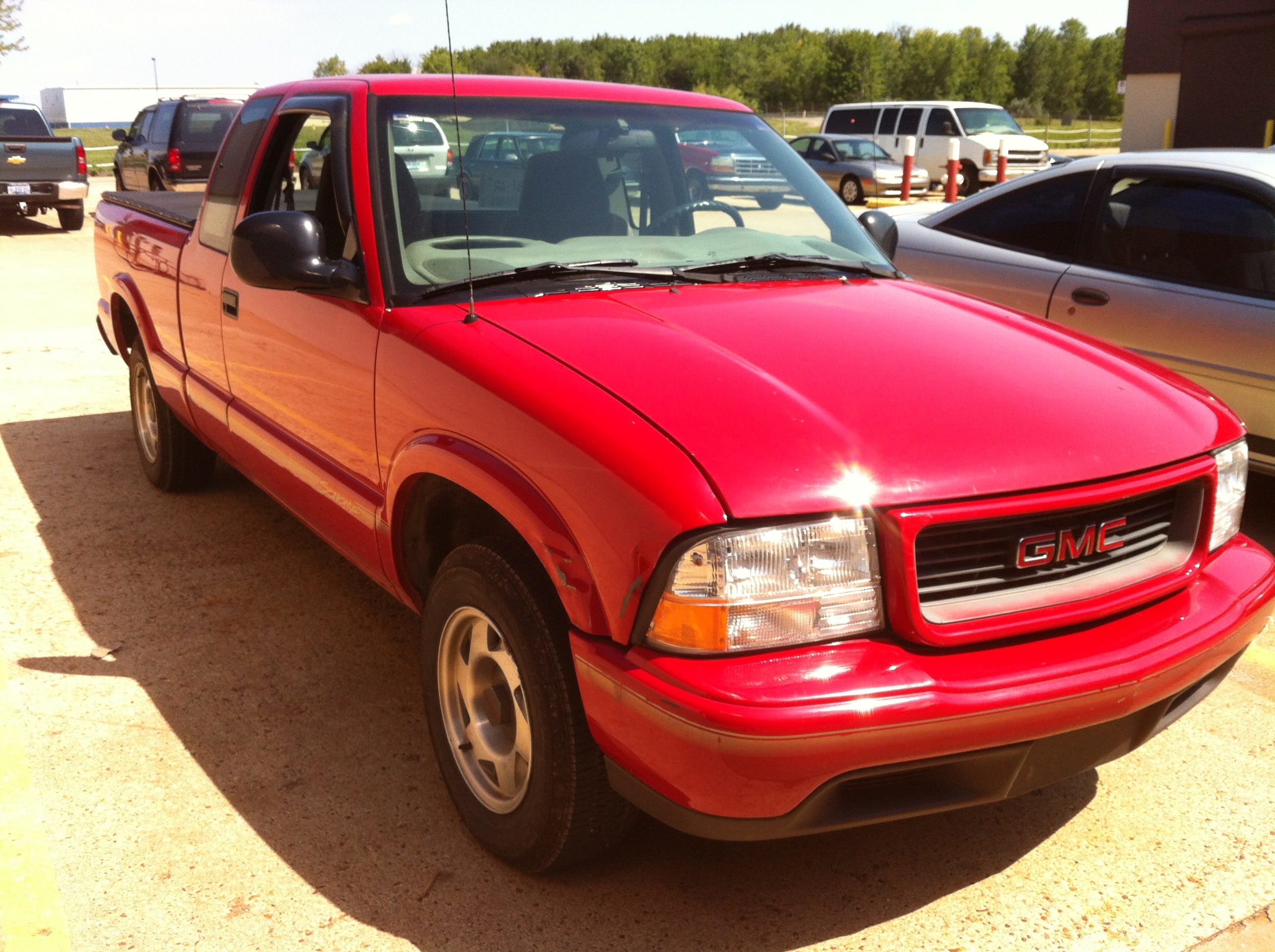 Junk 1998 GMC Sonoma In Hazel Park, MI | @Junk my Car