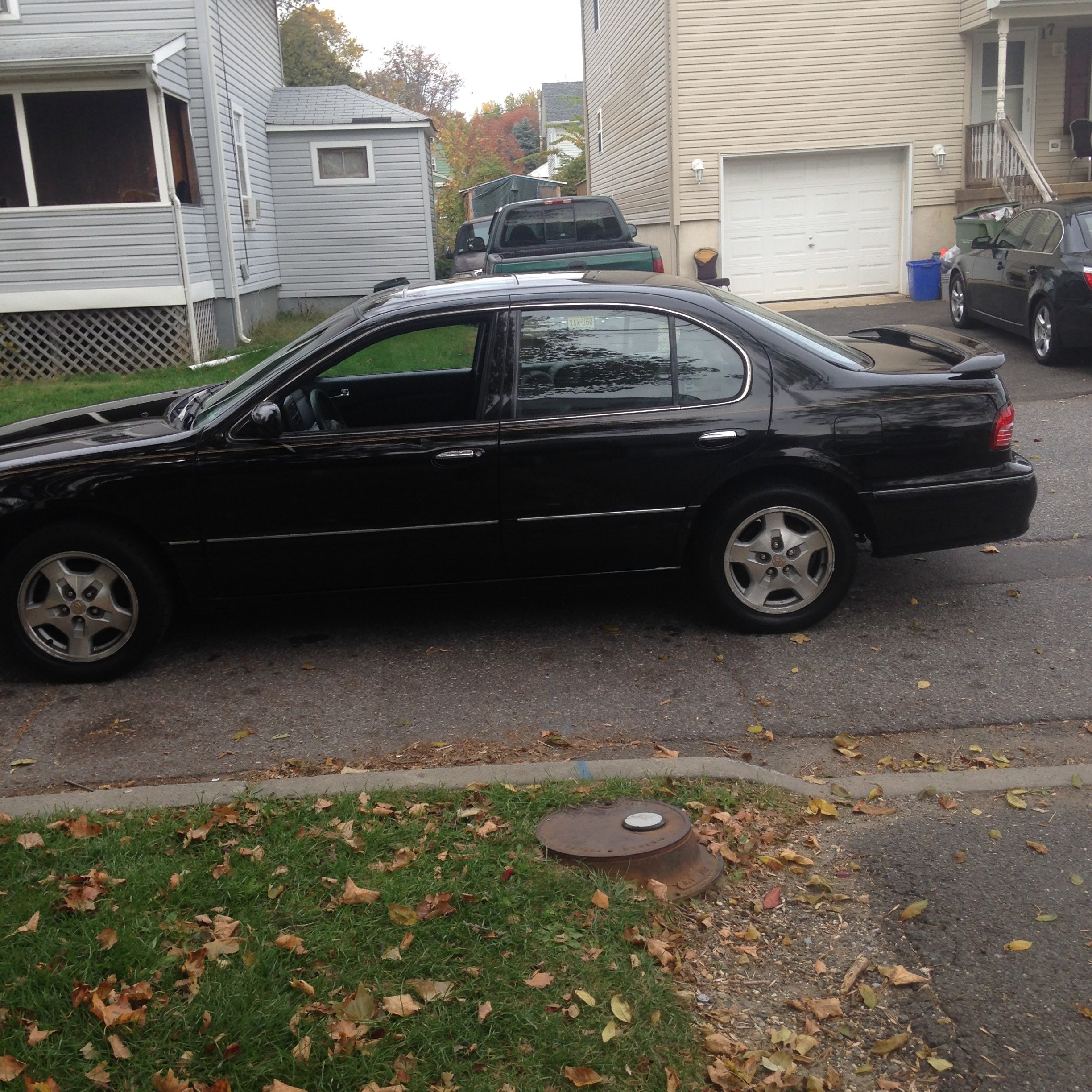 Junk 1998 Infiniti I30 in Eatontown
