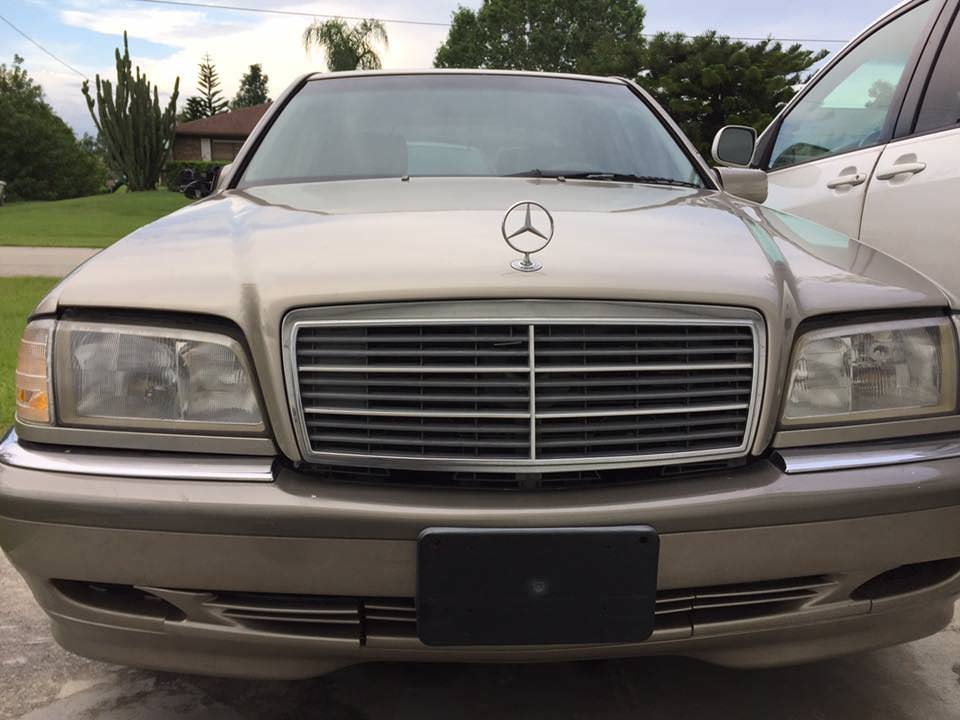 Junk 1998 Mercedes-Benz C in Port Saint Lucie